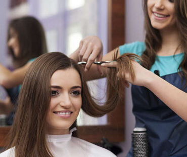 Barber Services for Women