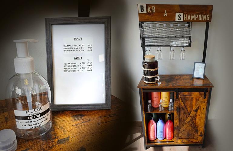 Découvrez notre 1er bar à Shampoing Eco responsable 🌏 dans notre salon à Grandvilliers. Tarifs imbattables !!– le shampoing traitant l'Oréal 250 ml à 8 € 50– la recharge traitant l'Oréal 250 ml à 7 €– le shampoing neutre 250 ml à 6 € 50– la recharge neutre 250 ml à 5 €Tous les contenants […]
